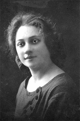 мать Задорнова