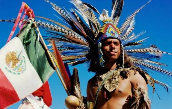 Древние ацтеки