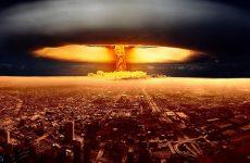 Где британское правительство планировало сбросить свою вторую атомную бомбу ?