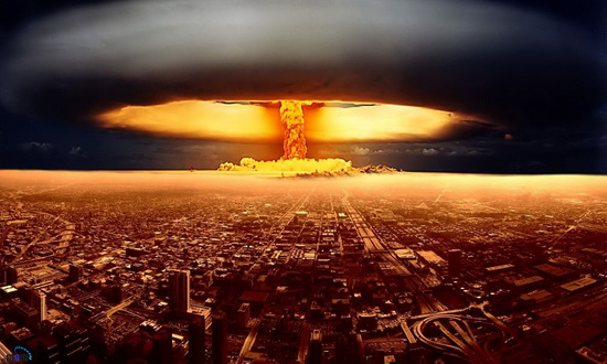 Где британское правительство планировало сбросить свою вторую атомную бомбу