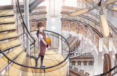 Как назвать лестницу, которая идет витками по кругу ?