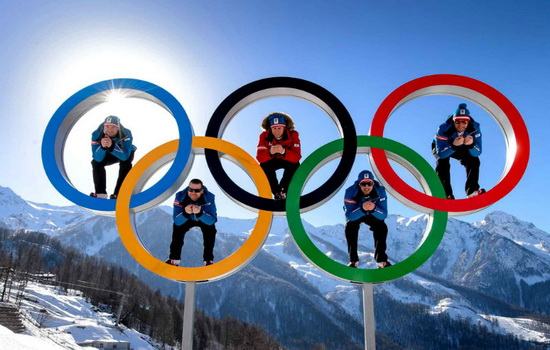 Кто первым из олимпийцев получил высший балл 10