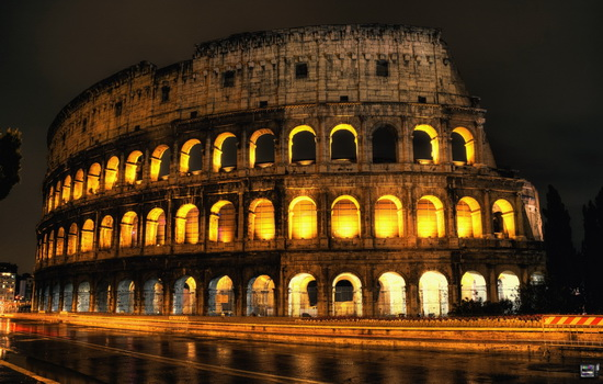На каком языке в основном говорили в Древнем Риме
