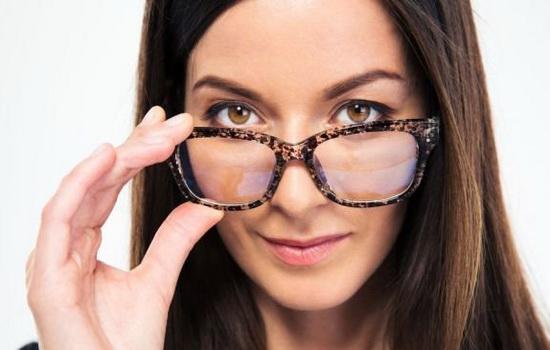 Очки помогут и при куриной слепоте