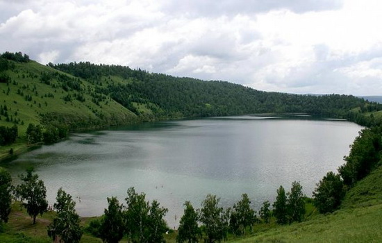 Почему вода в Большом озере соленая
