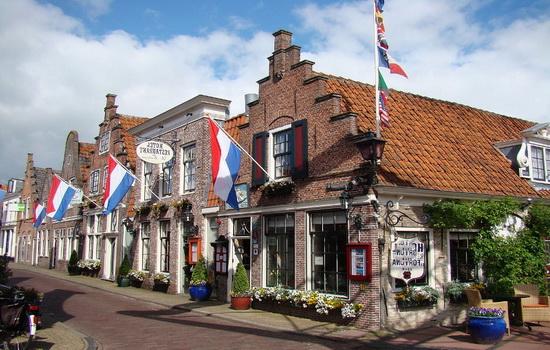 В какой стране находится голландский город Гронинген