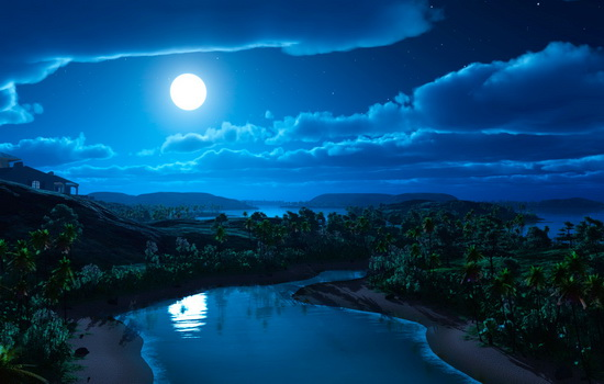 Влияние Луны на человека. Существует ли оно