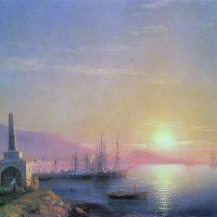 Айвазовский был талантливым художником или, все же, шпионом?