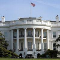 Белый дом. Почему он так называется ?