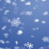 Формы снежинок