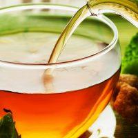 Голод можно утолить стаканом чая