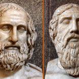 Гомер — автор «Илиады» и «Одиссеи»