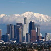 Как появилось название города Лос-анжелес