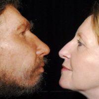 Как выглядели неандертальцы ?