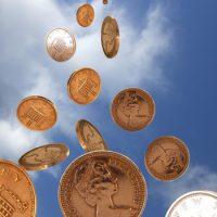 Каковы шансы, что подброшенная монета выпадет орлом ?