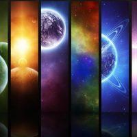 Космическое излучение регистрируется только в космосе