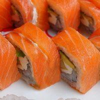 Красная рыба — рыба с красным мясом