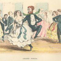Кто придумал танец полька ?