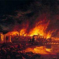 Кто сжег Москву в 1812 году ?