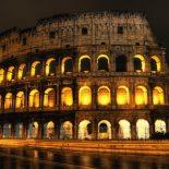 На каком языке в основном говорили в Древнем Риме ?
