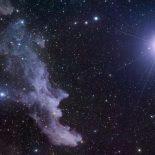 Полярная звезда — самая яркая на небе Северного полушария