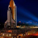 Ракета летит, отталкиваясь от воздуха