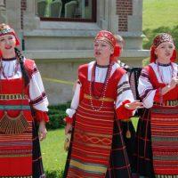 Вечерний звон или «русская народная песня»