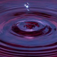 Водяная воронка в Северном и Южном полушариях Земли закручивается в разные стороны