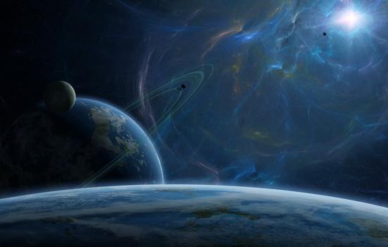Что можно услышать в космосе ?