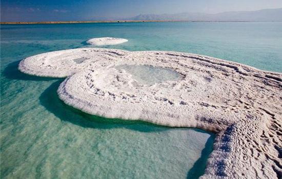 Где самая соленая на свете вода ?