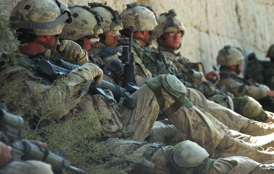 Лучшие солдаты