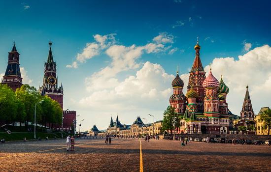 Москва — самый грязный город России