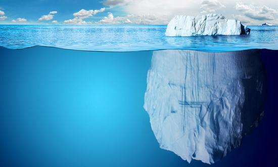 Откуда берутся айсберги ?