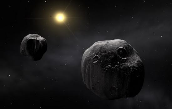 Почему не следует трогать метеорит ?