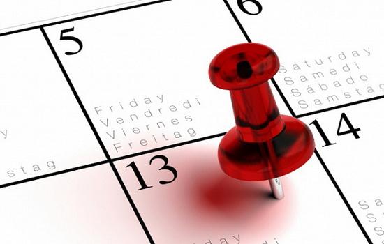 Почему пятница и число 13 принято считать плохим днем?