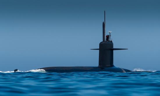 Подводные лодки могут погружаться на многокилометровые глубины