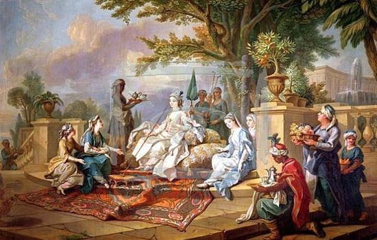 Сколько жен в гареме султана ?