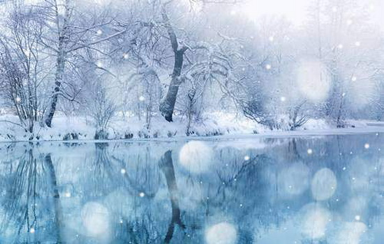 «Слишком морозно для снегопада» — насколько это холодно ?