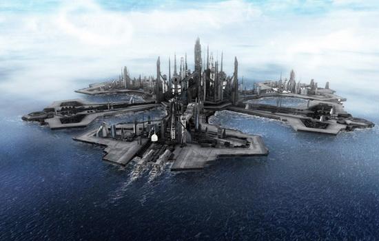 Существование Атлантиды