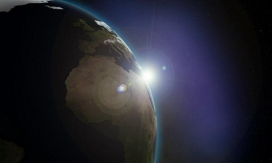 В космосе нет гравитации