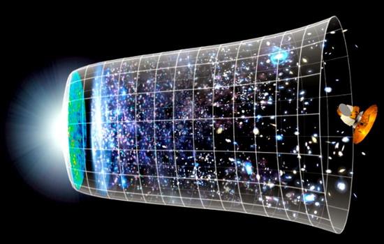 Вакуум существует только в космосе