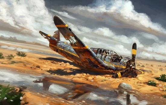 Выжившие в авиакатастрофе