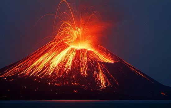 Как образуются вулканы ?